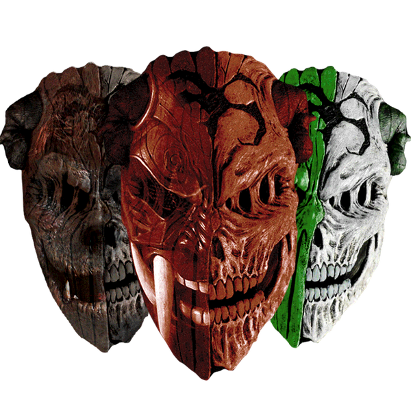 "Image of ""Demon Days"" Deluxe Mask (Click to view styles)"