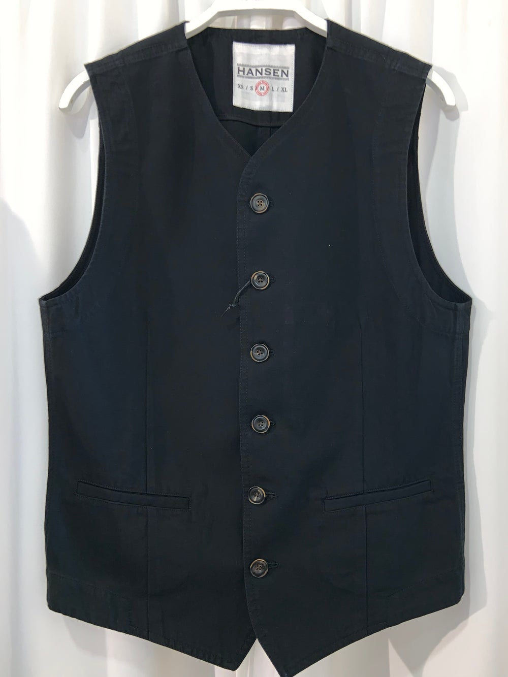 Image of HANSEN's KAJ Waistcoat