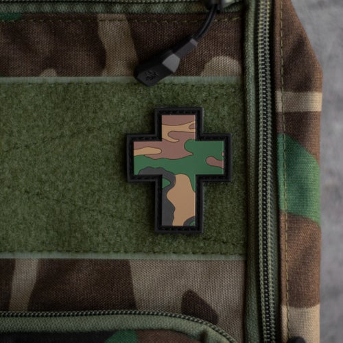Image of Cross Series: M81 Woodland Patch
