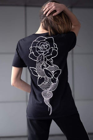 Image of T Shirt Viper & Rose