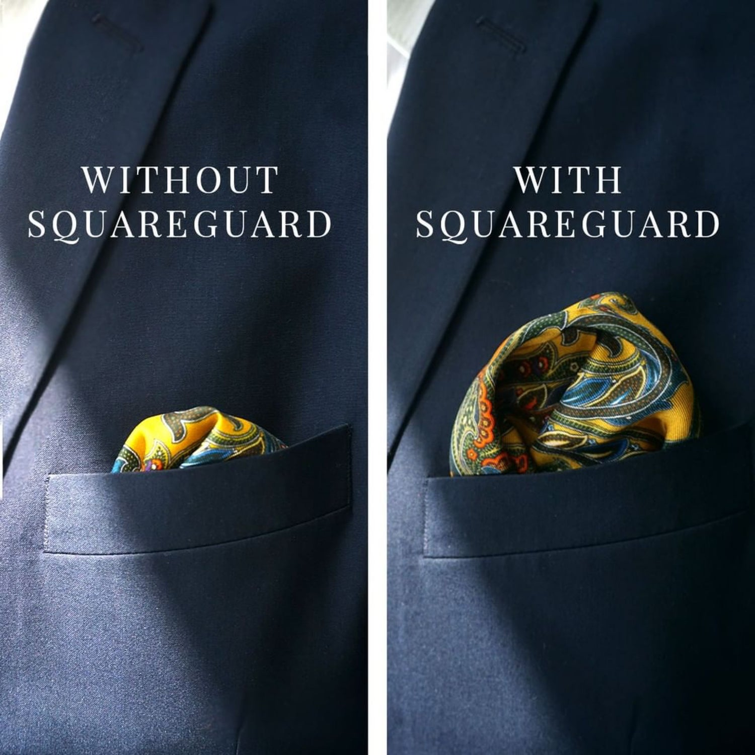 Image of Pocket Square Guard