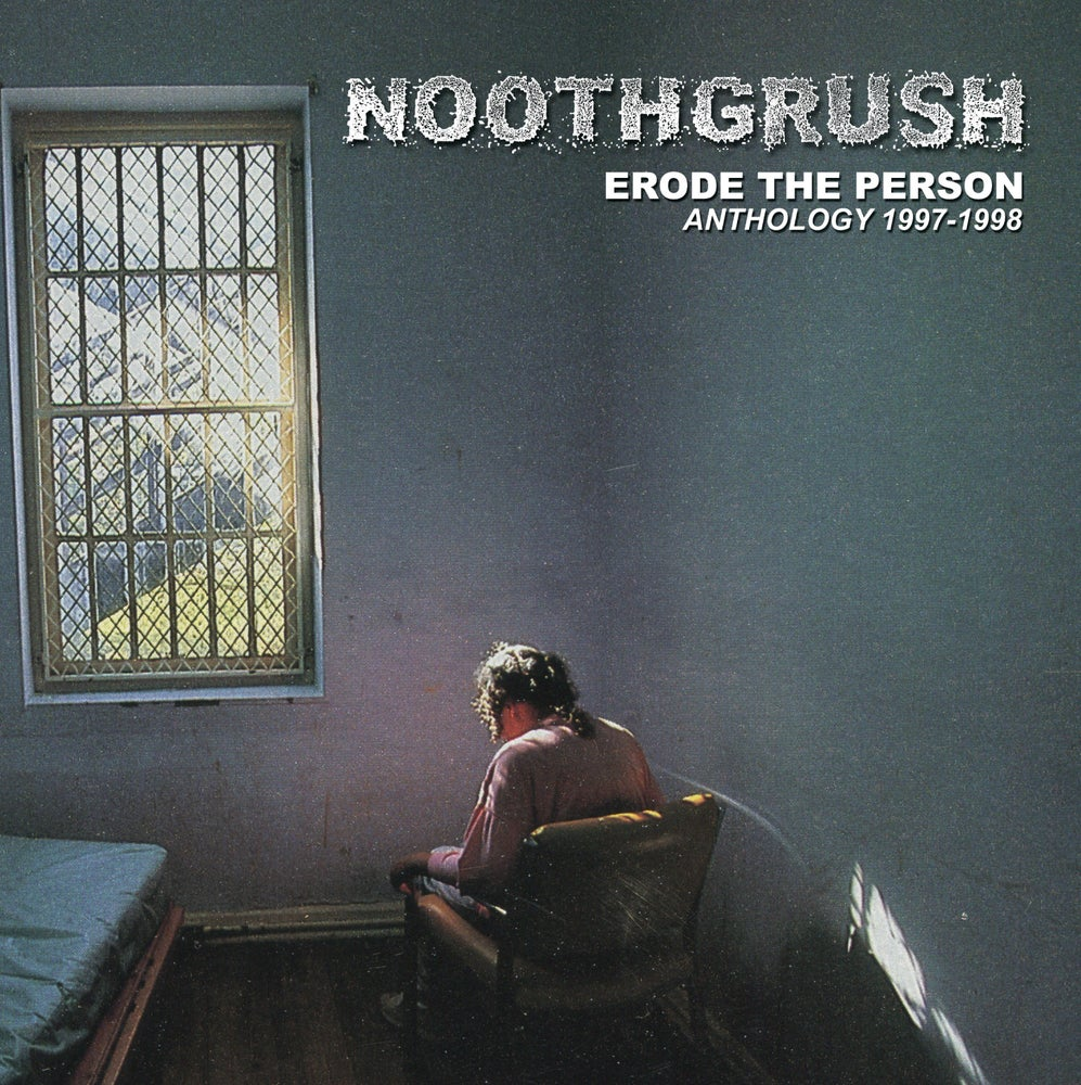 Image of NOOTHGRUSH - Erode the Person Anthology - VINYL 2LP / 🞇Collector's Edition 🞇Black