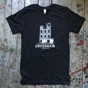 Image of Crosshair BLACK logo T