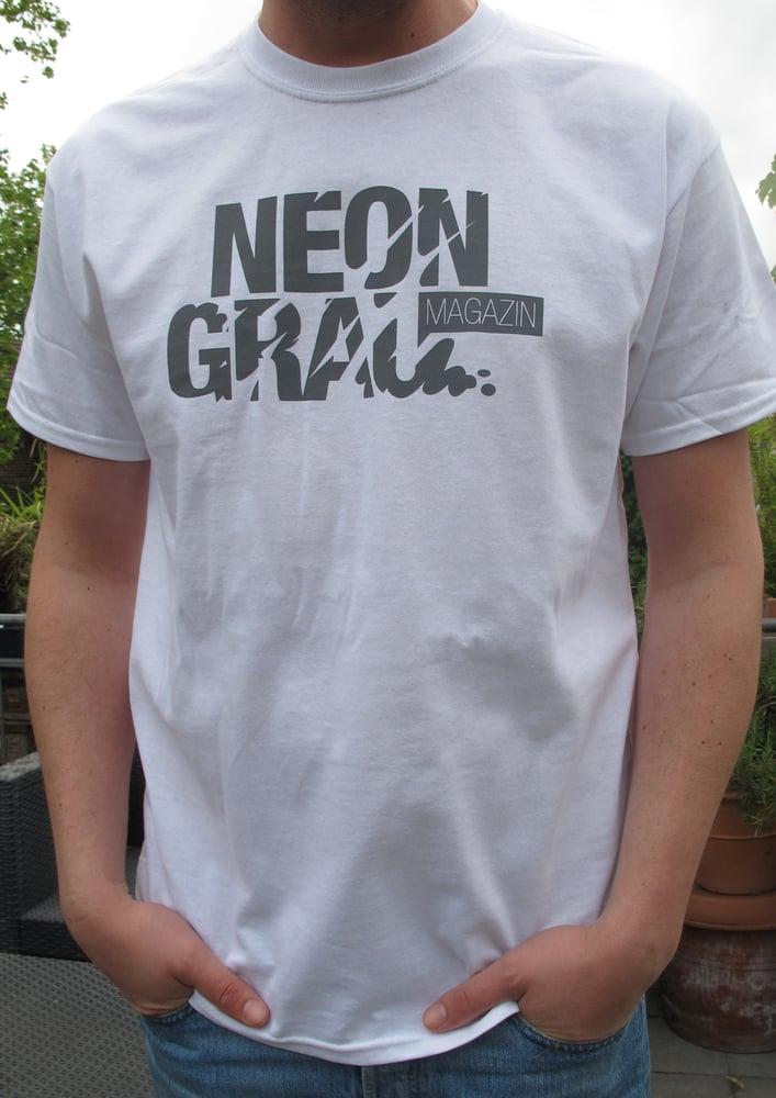 Image of NEONGRAU Shirt White/Gray