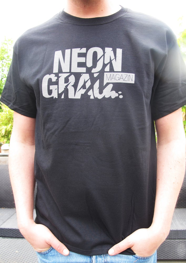 Image of NEONGRAU Shirt Black/Gray