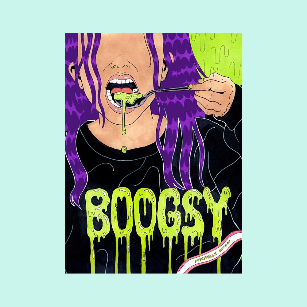 Image of Boogsy by Michelle Kwon