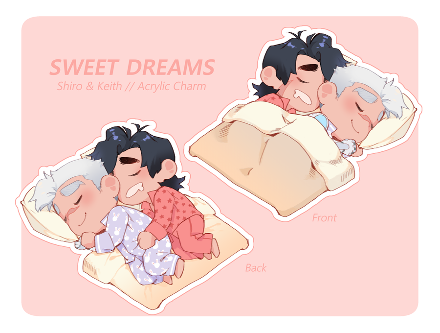 Image of Sweet Dreams // Sheith Charm