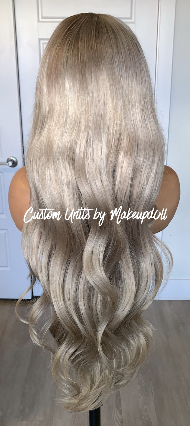 """Image of Ash Blonde Body Wave 26"""" Lace Frontal Wig!"""