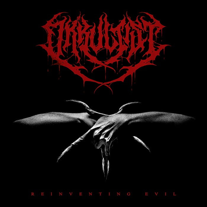 "Image of ""REINVENTING EVIL"" CD DIGIPACK"