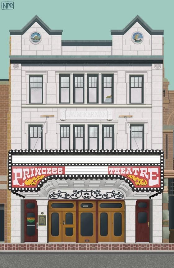 Image of Princess Theatre (Day/Night)
