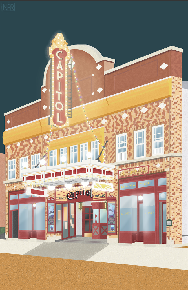 Image of Capitol Theatre (Day/Night)