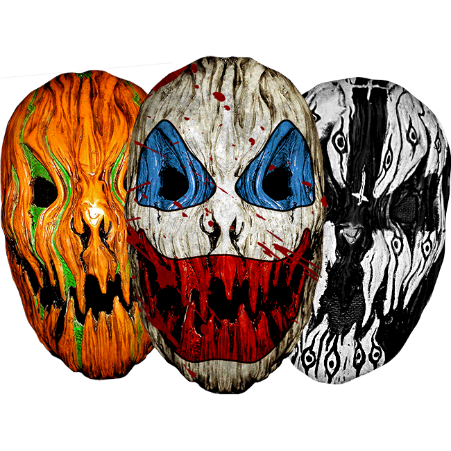 "Image of ""Caimen"" Deluxe Mask (Click to view styles)"