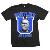 "Image of SHEER TERROR ""Dont Like U - Est. 1968"" Rev. Paul Bearer T-Shirt"