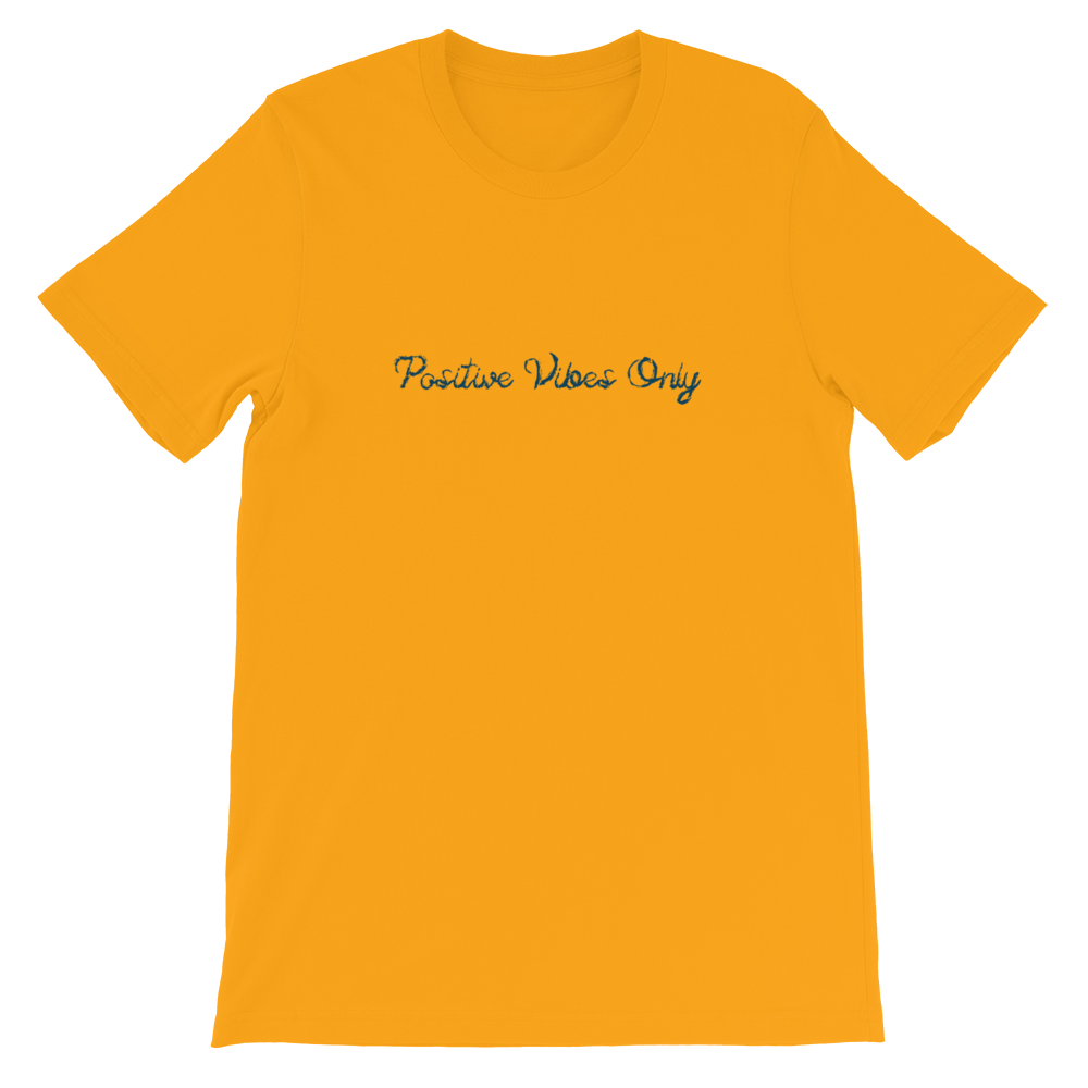 Image of Positive Vibes Only T-Shirt