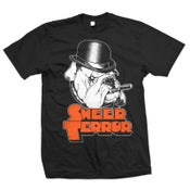 "Image of SHEER TERROR ""Clockwork Bulldog"" T-Shirt"