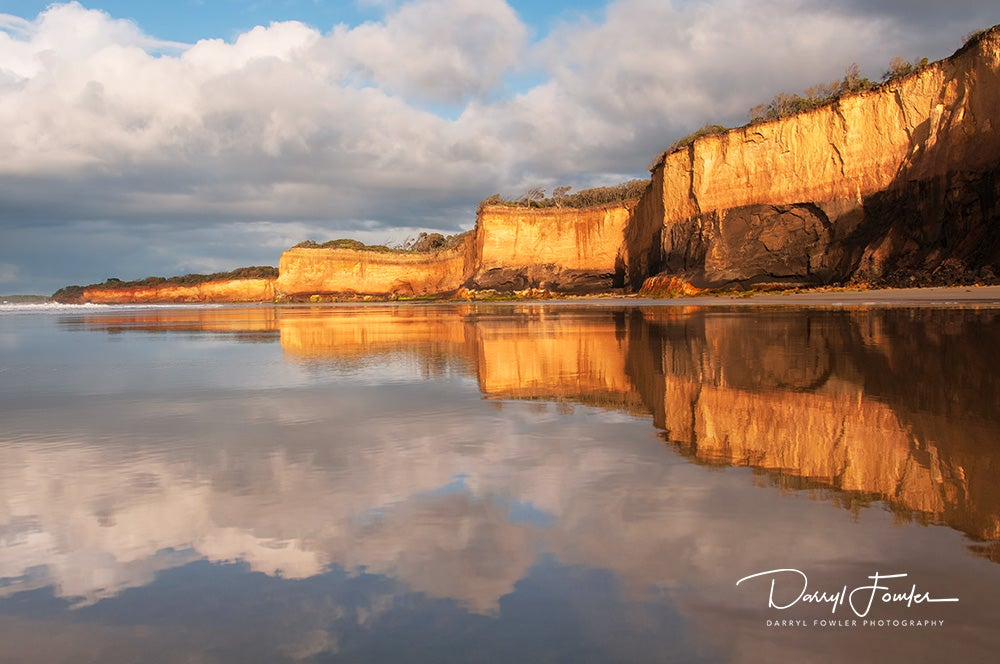 Image of Morning at the Bluff, Anglesea