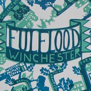 Image of Fulflood Winchester Print