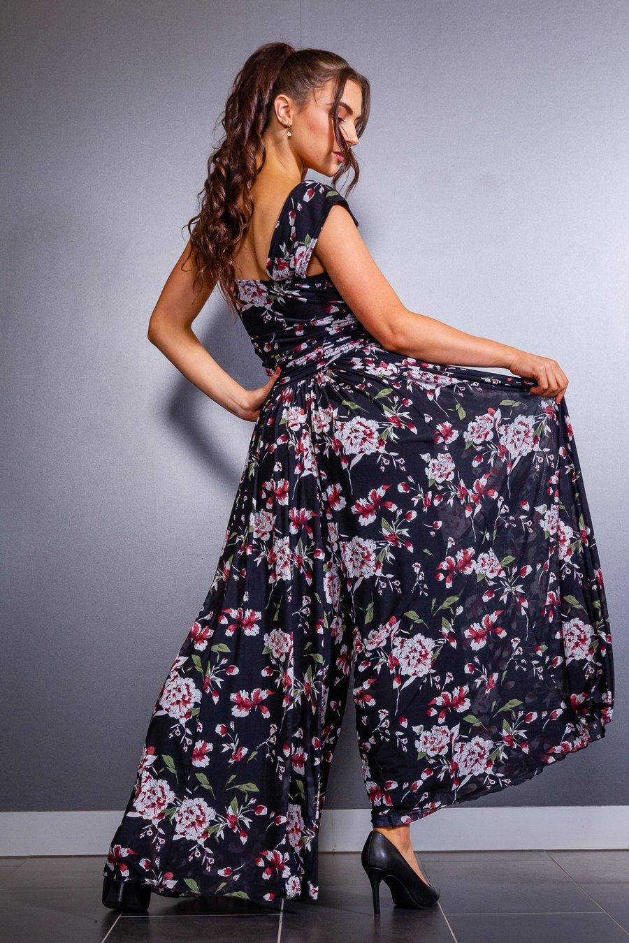 Image of Envy Pants (B7173A) Alcea Dancewear latin ballroom