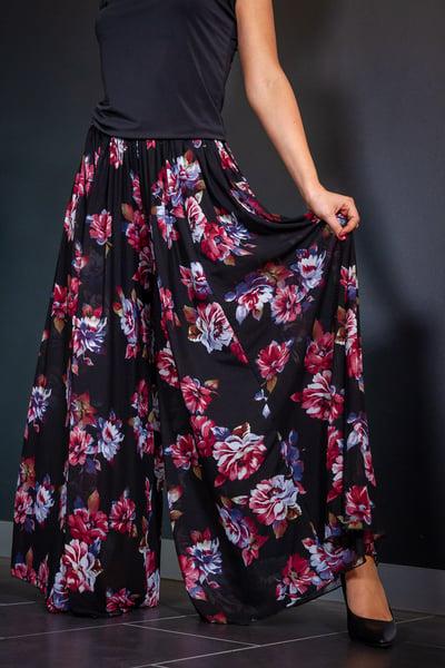 Image of Envy Pants (B7173A) Camellia
