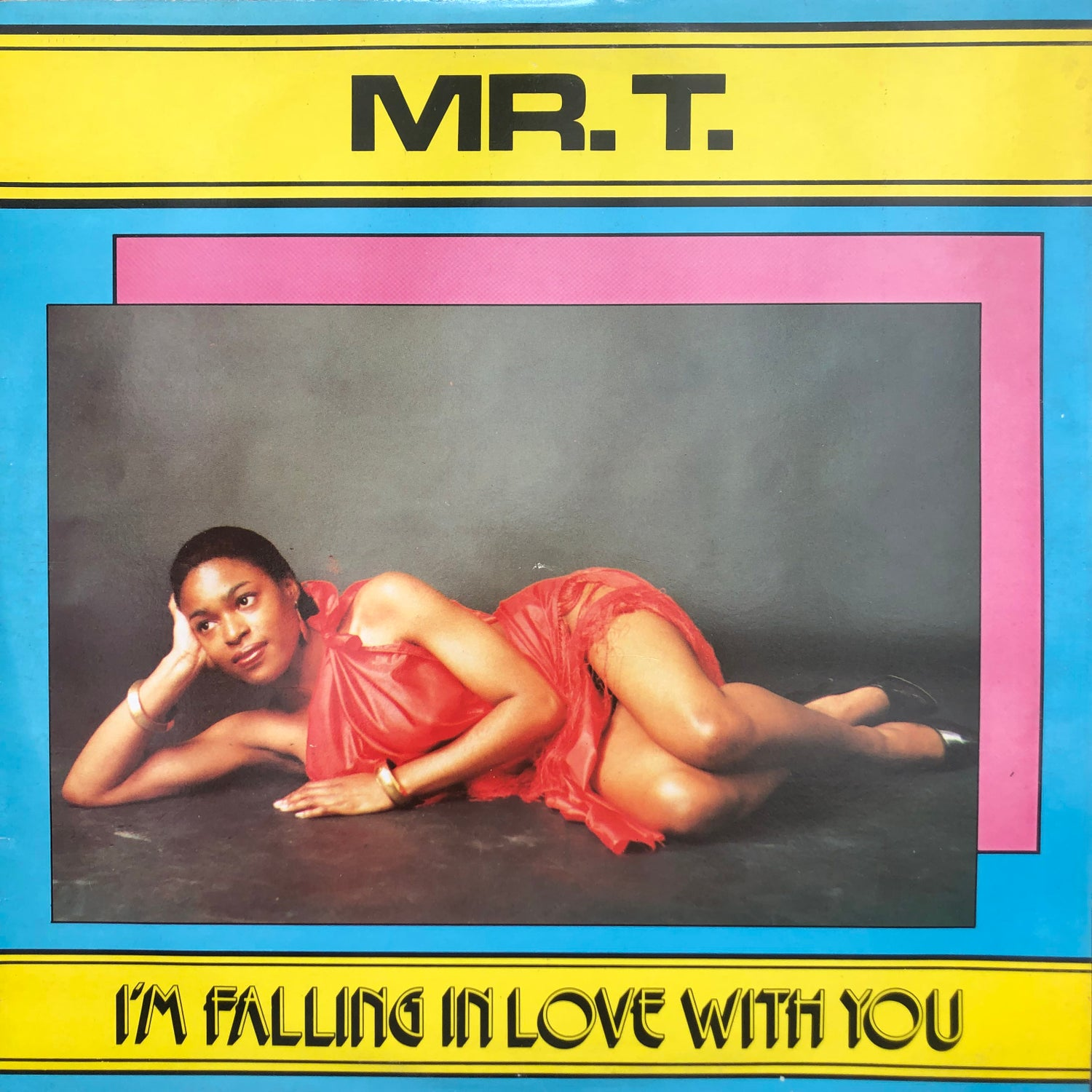 "Image of Mr T - I""m Falling In Love With You"