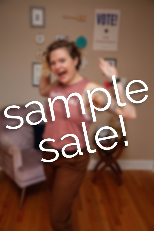 Image of SAMPLE SALE!!