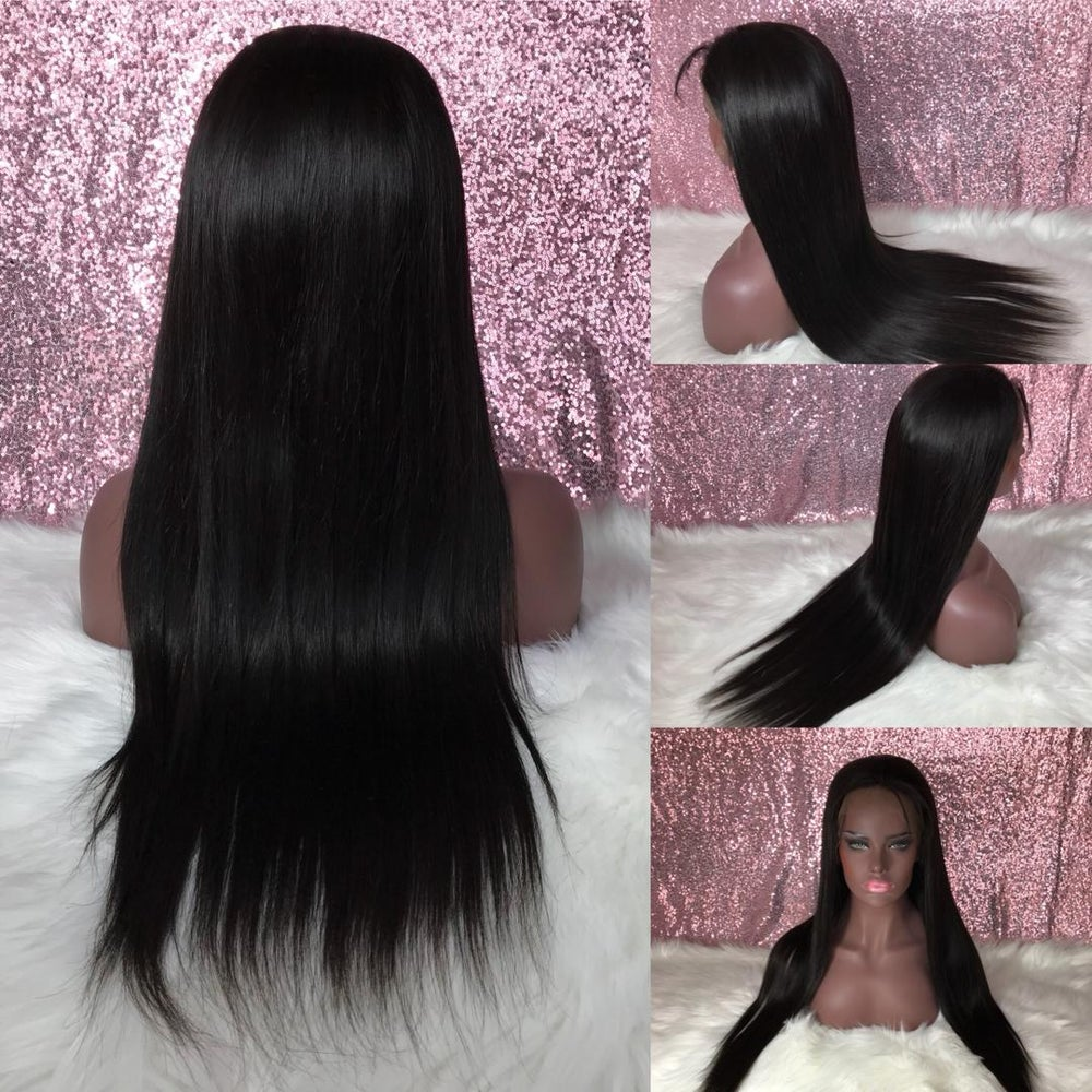 Image of Lace Front Wig Promo