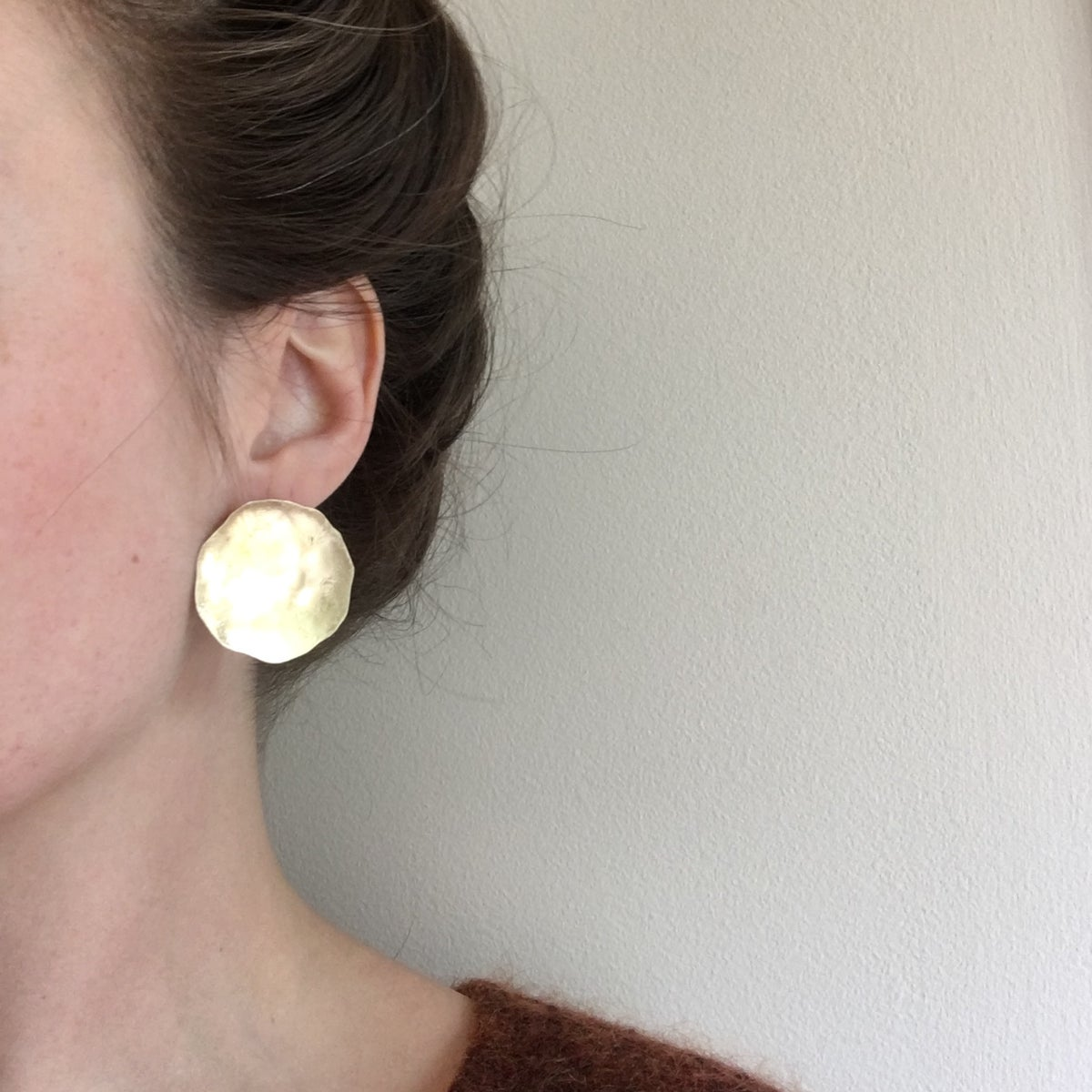 Image of luna earring