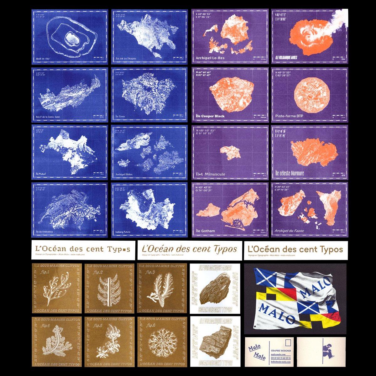 Image of Kit typo-topographique