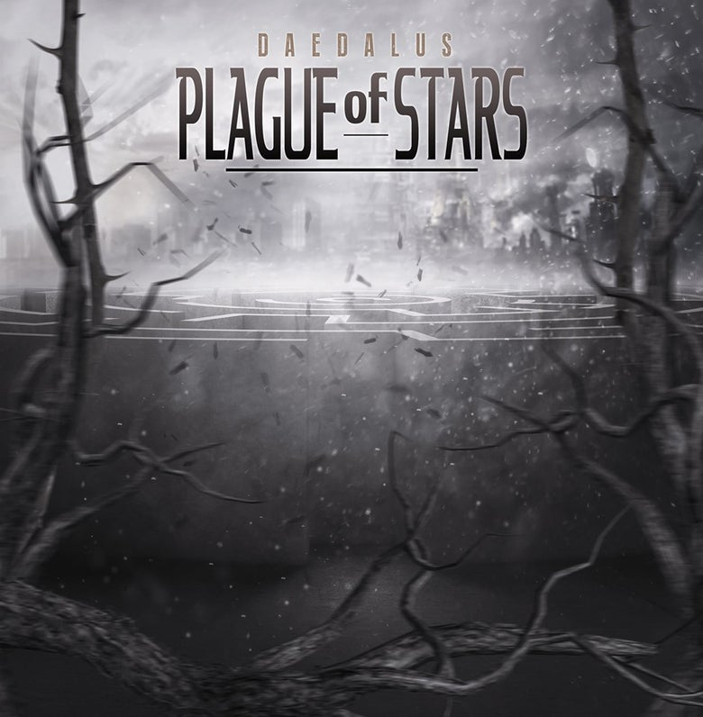 "Image of Plague of Stars ""Daedalus"" CD"
