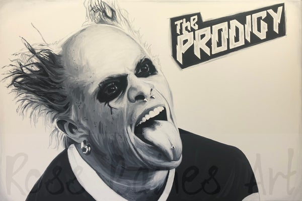 Image of THE PRODIGY - Fine Art Print A1, A2, A3
