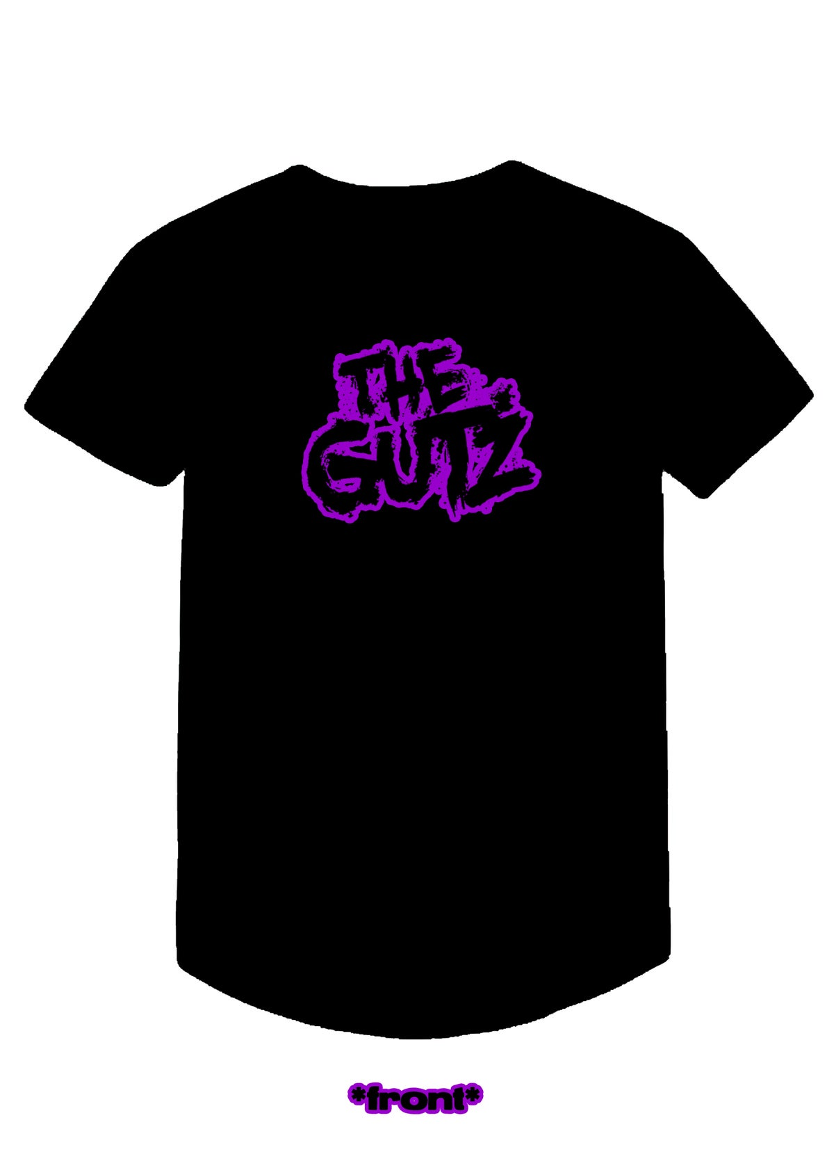 "Image of The Gutz ""Purps"" T-Shirt"