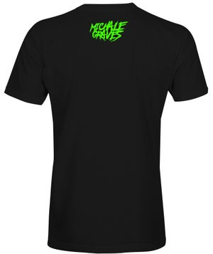 """Image of PRE-SALE Michale Graves """"Glowing Creature""""  T-shirt (GLOW IN THE DARK)"""