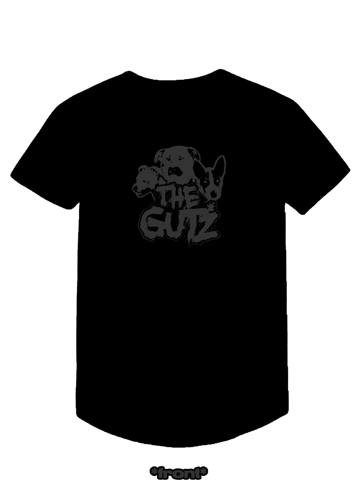 "Image of The Gutz ""The Gutz's Muttz"" T-Shirt"