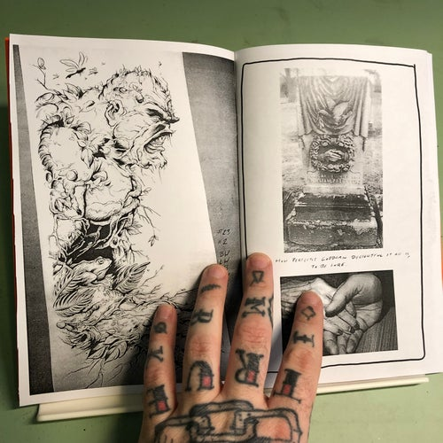 Image of Picked Clean zine