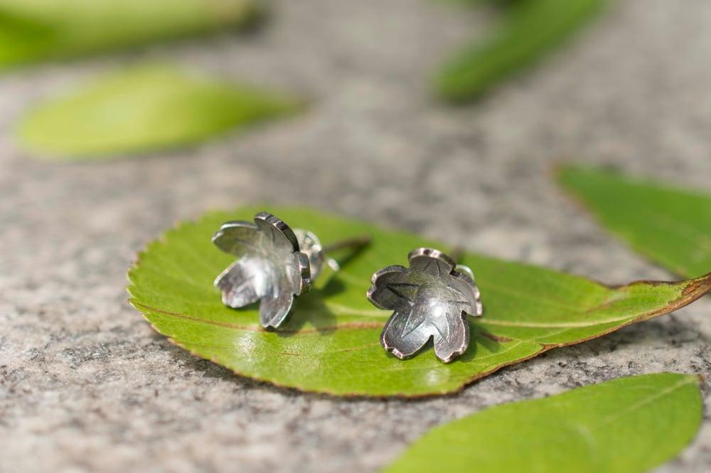 Image of Cherry blossom earrings