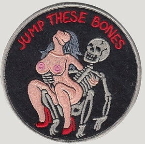 """Image of """"Jump These Bones"""" (hipster version)"""