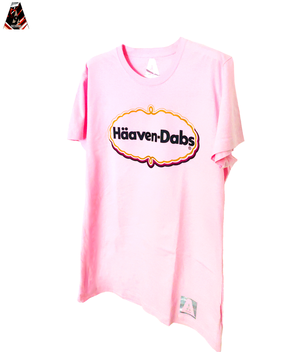"Image of ΔELTA9INE ""HÄAVEN-DABS"" T-SHIRT"