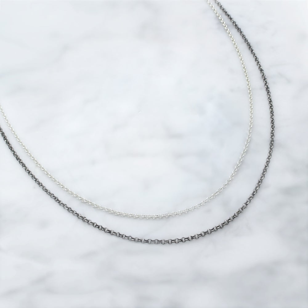 Image of DUALITY NECKLACE