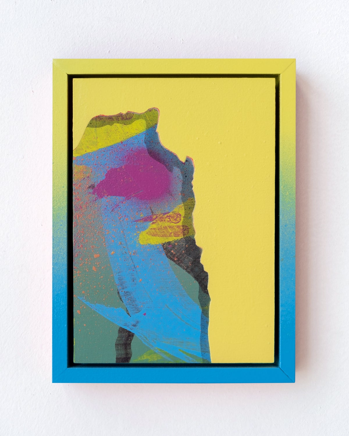 Image of Study in Yellow
