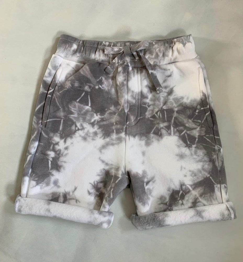 Image of Tye Dye Shorts ( Any colour)