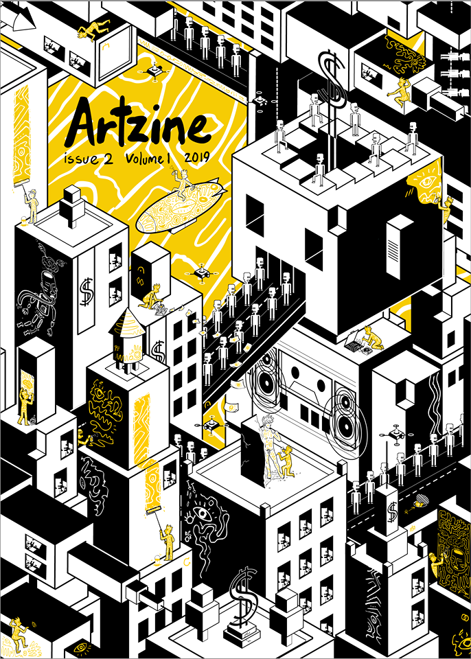 Image of Artzine / Issue 2 Volume 1 2019