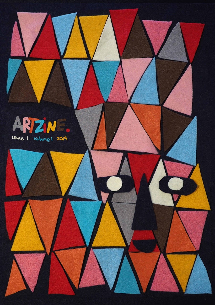 Image of ARTZINE / ISSUE 1 VOLUME 1 2019