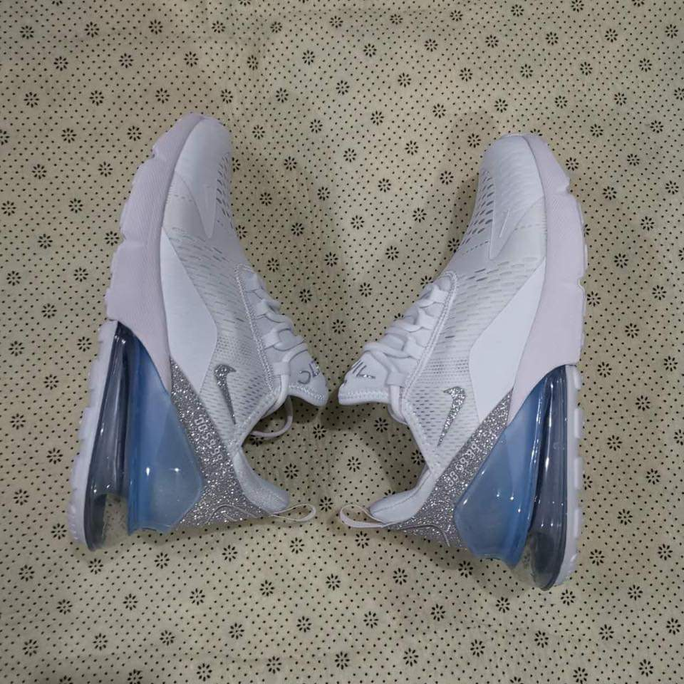 all white 270s outlet store bb1a0 b3373