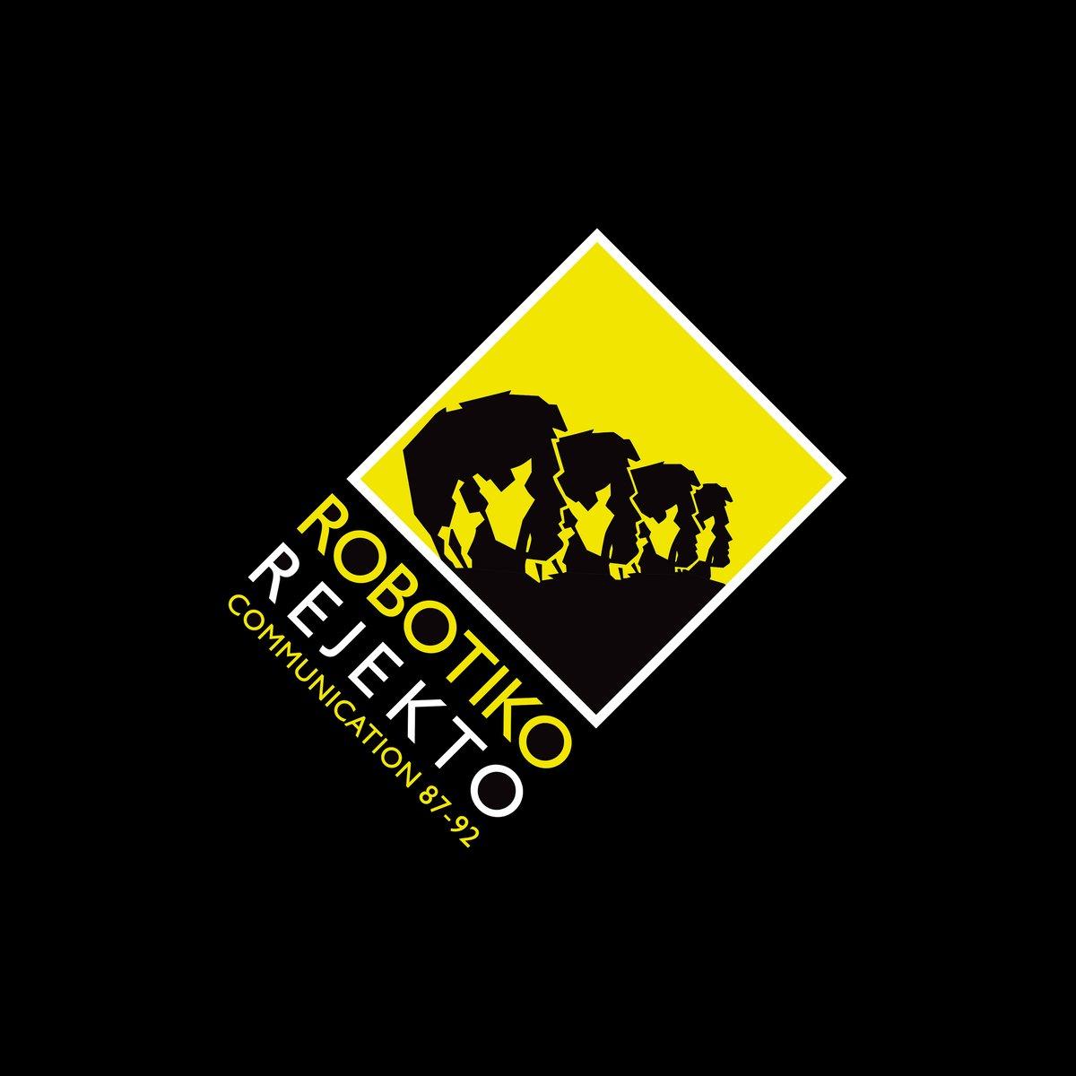 Image of Robotiko Rejekto - Communication 87-92 2LP
