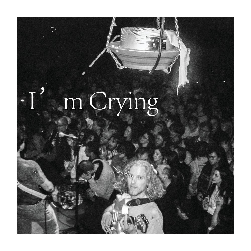 Image of I'm Crying [Post Animal on tour, 2019] Photo Book by Marie Renaud