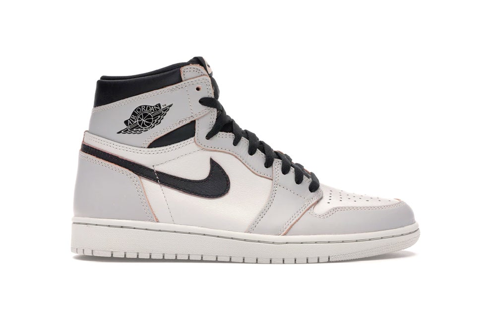 Image of Nike Air Jordan 1 High OG Defiant Light Bone/Black SB NYC to Paris CD6578-006