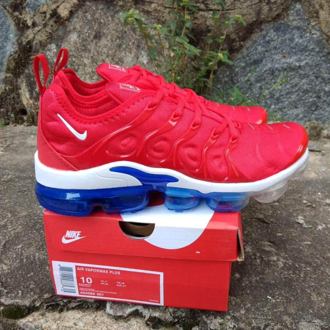 new concept 9d173 6e5f7 Red/white/blue- Nike Vapormax