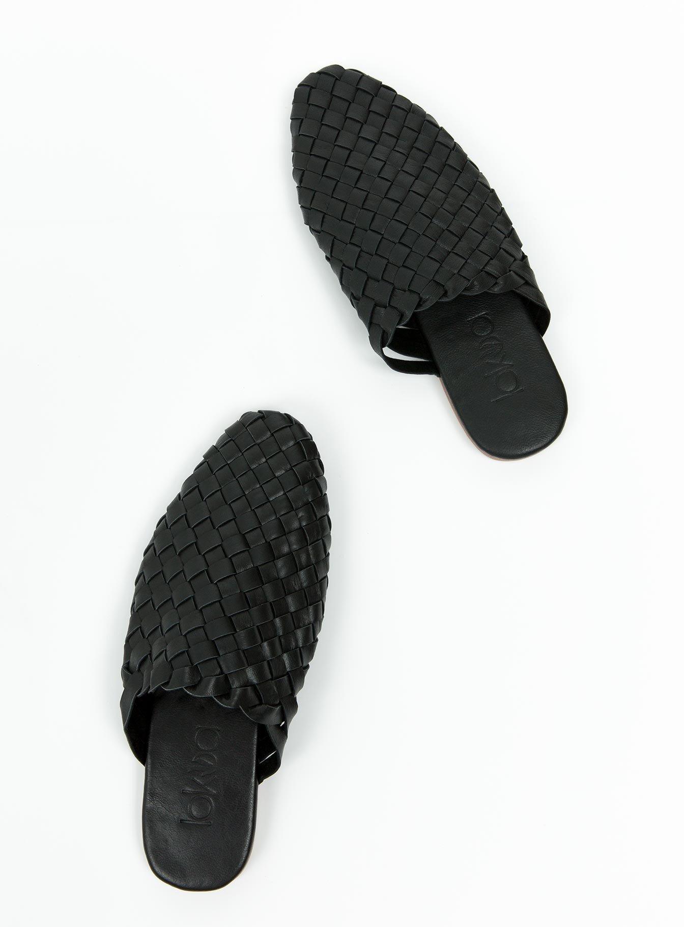 Image of LENNOX LOAFER - BLACK