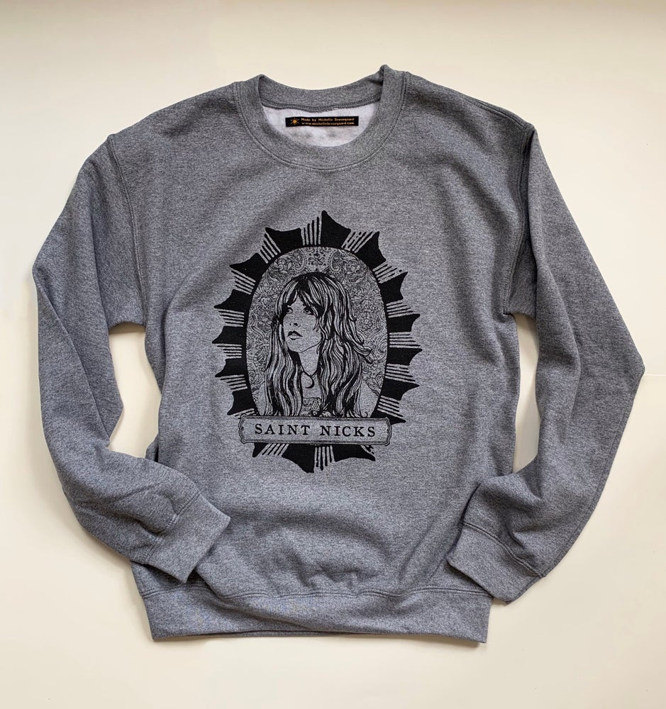 Image of Saint Nicks Sweatshirt - Unisex