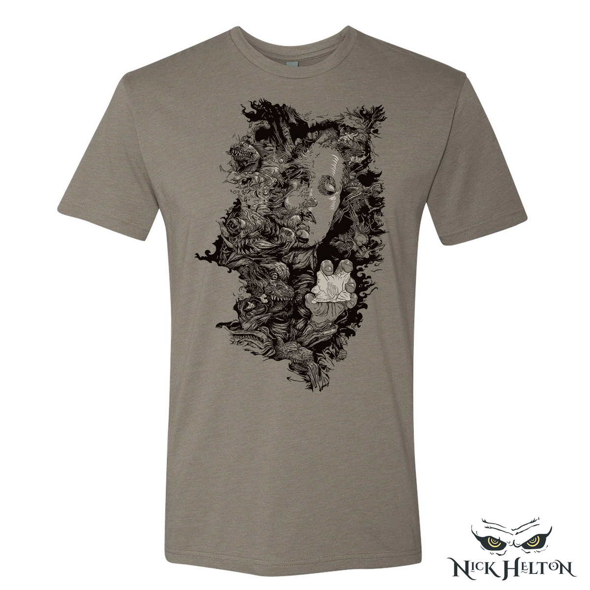 Image of The Last Temptation T-Shirt